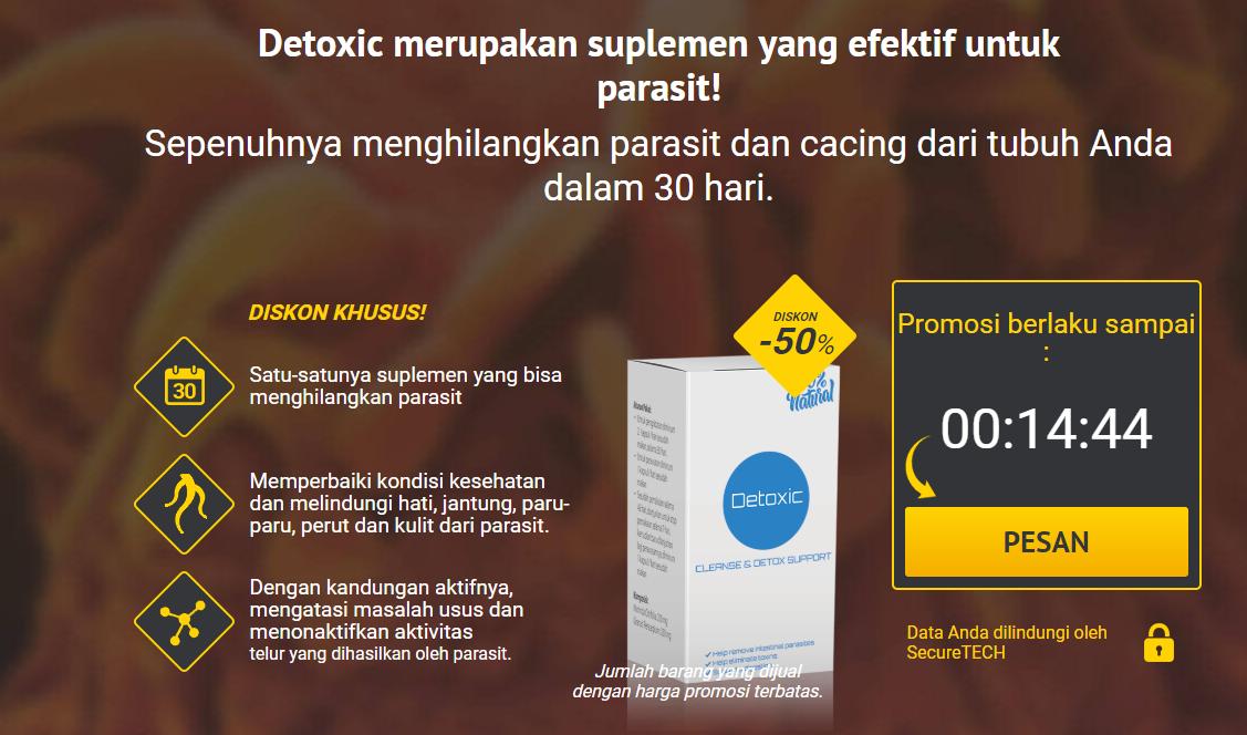 Buy Detoxic