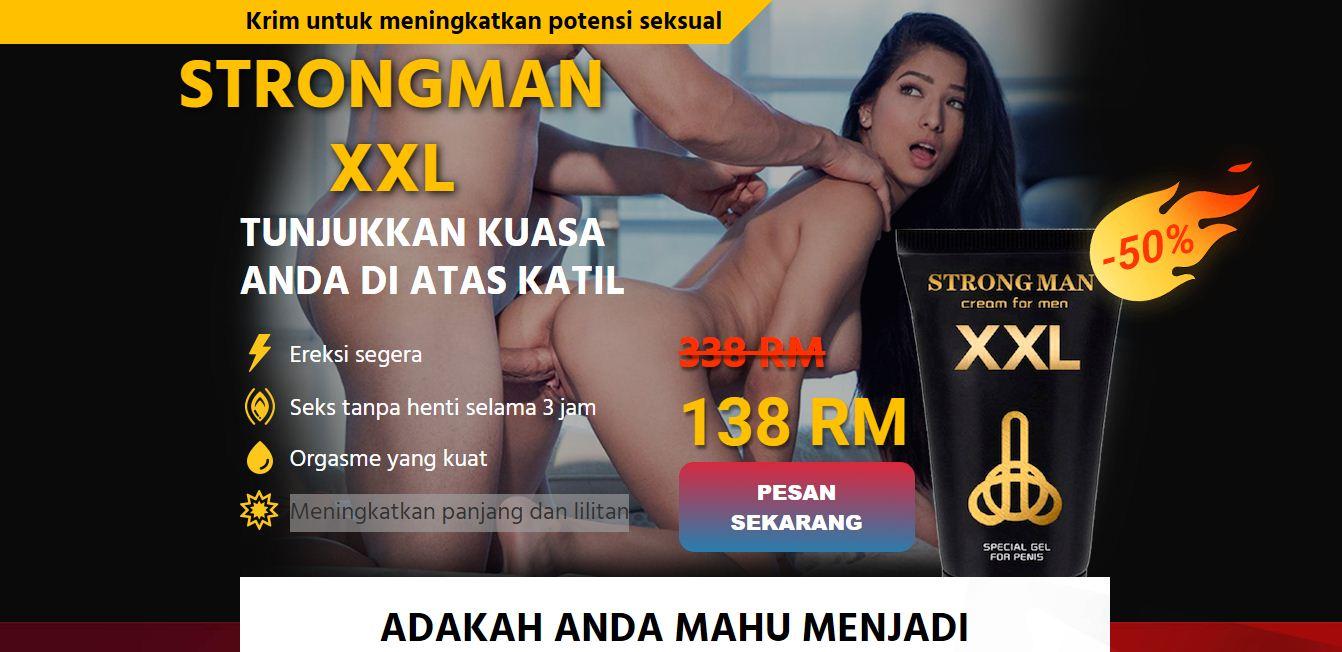 Strong Man XXL