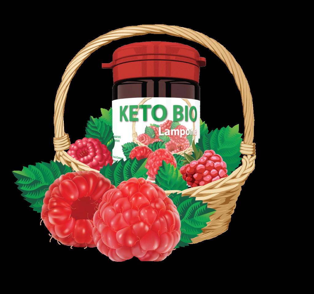 Keto Bio Lampone